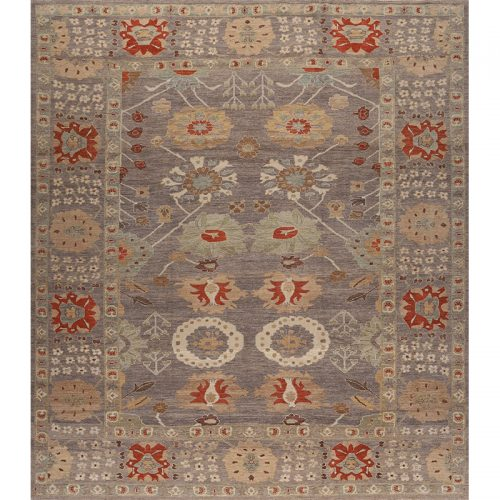 """12'5"""" x 14'0"""" Persian Sultanabad Rug - 108815"""