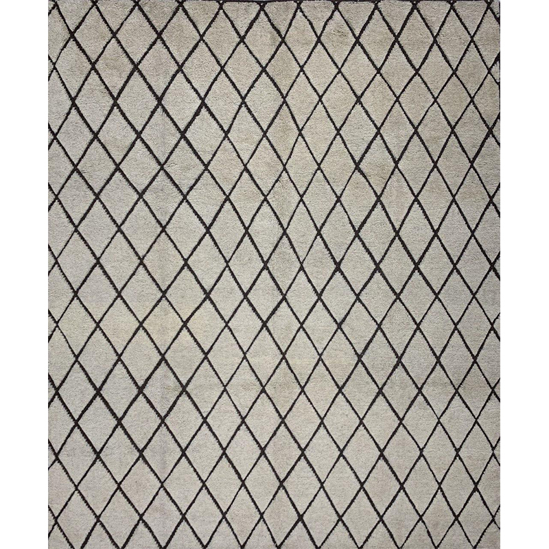 Moroccan Style Area Rug 8.3x9.10 - D500461