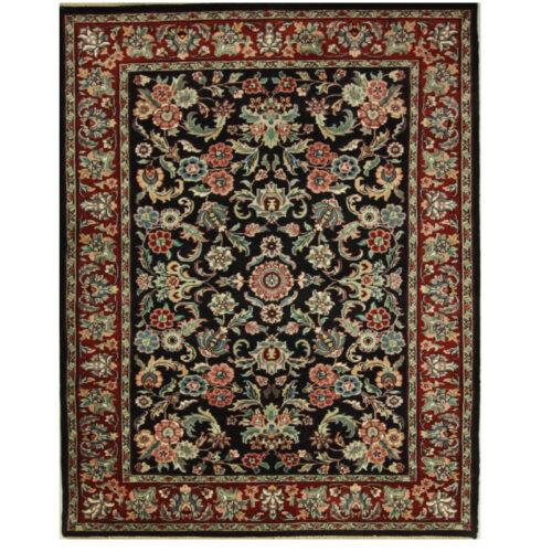 4'1 x 6'4 Tabriz Style Area Rug - 500186
