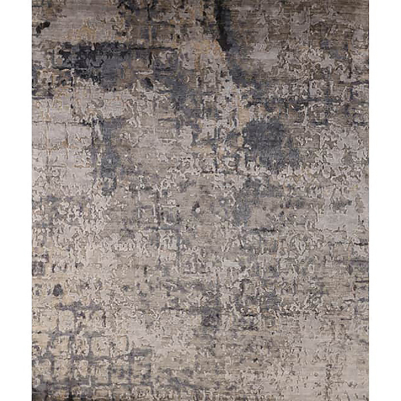 Modern Abstract Area Rug 8.0x9.11 - A108740
