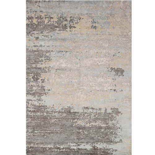 """6'1"""" x 8'11"""" Modern Abstract Rug - 108744"""