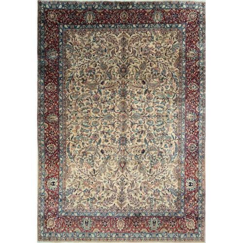 """8'6"""" x 12'3"""" Old Persian Kerman Rug - 106419"""