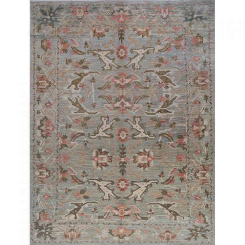 """12'3"""" x 16'1"""" Persian Sultanabad Rug - 109001"""