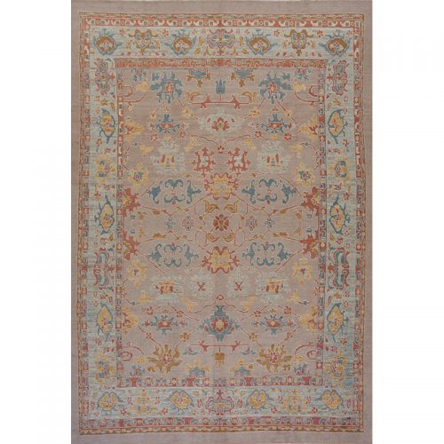 """10'8"""" x 15'8"""" Persian Sultanabad Rug - 109003"""