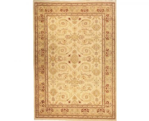 Indian Agra Rug Design from Egypt