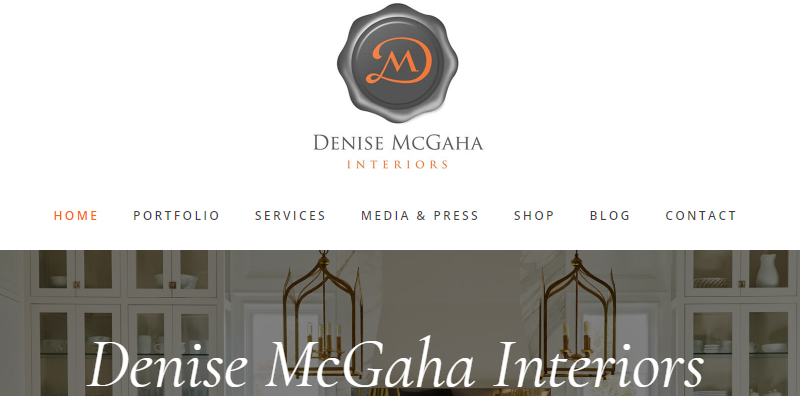 Denise McGaha Interior Design
