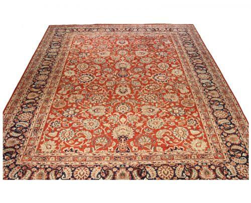 105714 - Mashad Style Area Rug 10.0x13.7