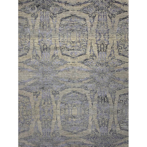 Modern Abstract Area Rug 8.1 x 10.5 - A500508
