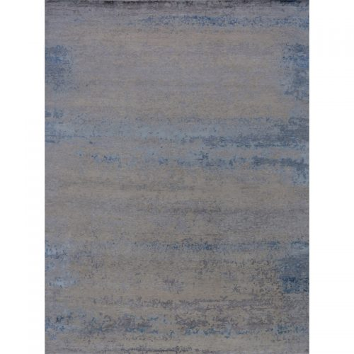Contemporary/Transitional Hand-woven Bamboo Silk Rug 9.0 x 11.10 - 108745