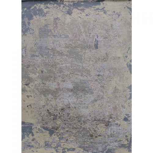 Contemporary/Transitional Hand-woven Rug 9.1 x 12.4 - 500413