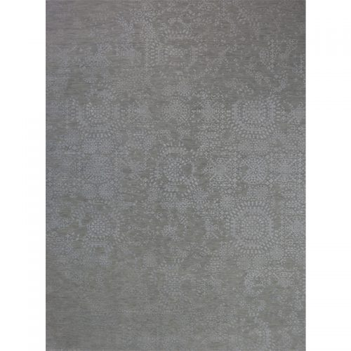 Hand-woven Transitional/Modern Indo Ikat Rug 9.1 x 12.1 - 500492
