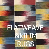Flatwave and Kilim Rugs