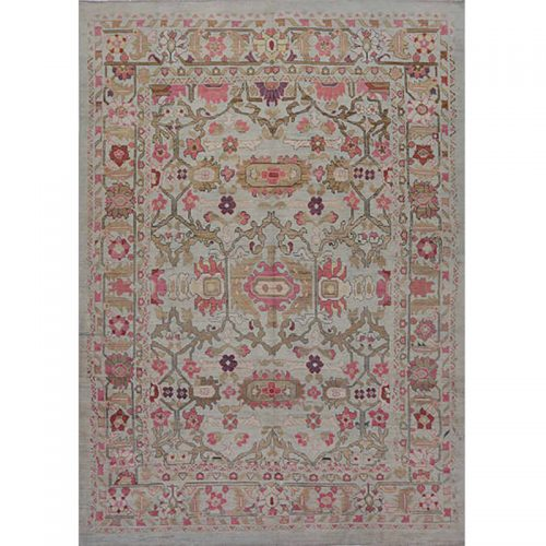 """11'10"""" x 16'8"""" Persian Sultanabad Rug - 109552"""