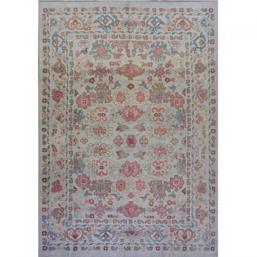 """11'5"""" x 16'4"""" Persian Sultanabad Rug - 109536"""