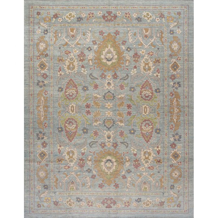 Persian Sultanabad Area Rug 12.1x15.9 - A109548