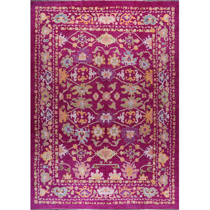 Persian Sultanabad Area Rug 12.1x16.10 - A109538