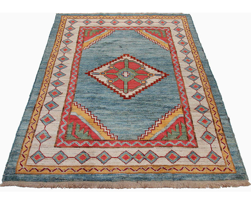 A110256 Traditional Handwoven Persian Sultanabad Rug 5