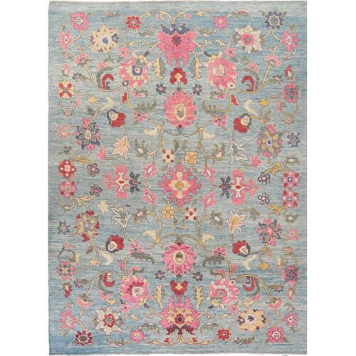 """10'4"""" x 14'6"""" Persian Sultanabad Rug - 109544"""