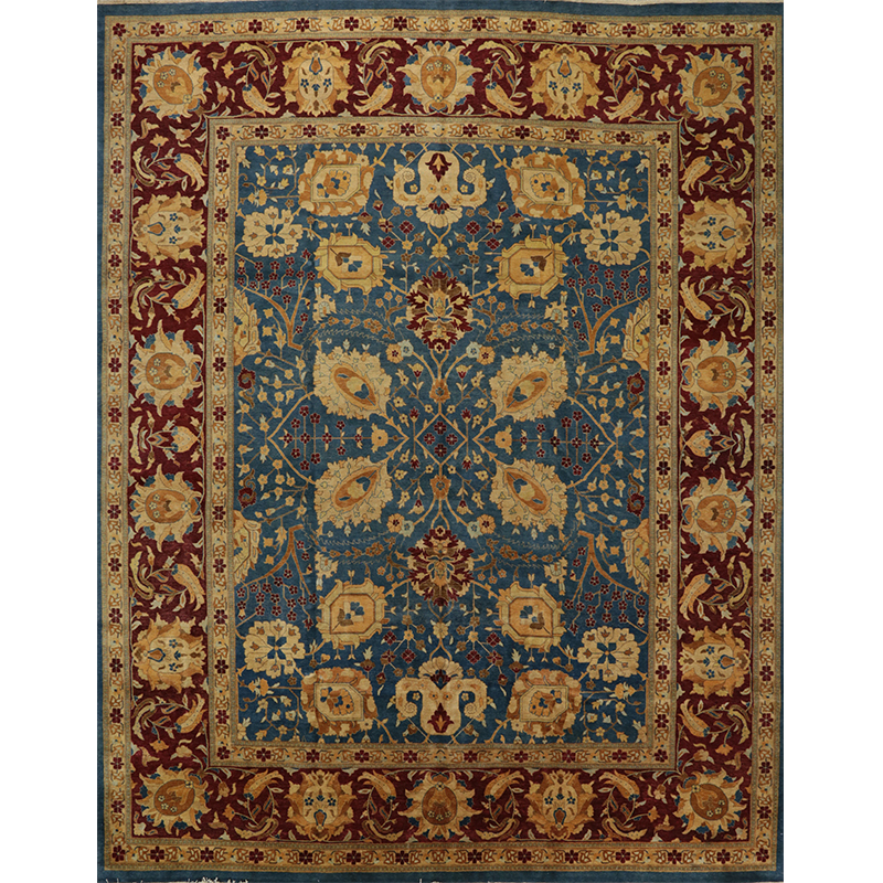 Turkish Oushak Area Rugs: Rug of Choice