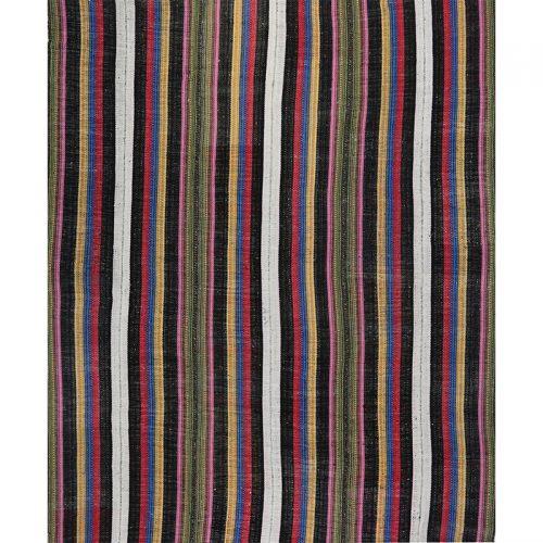 """7'9"""" x 9'9"""" Persian Kilim Rug - 110514"""