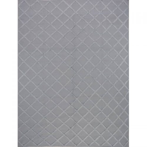 Transitional Flat Weave Area Rug 9.1x12.1 - 500380