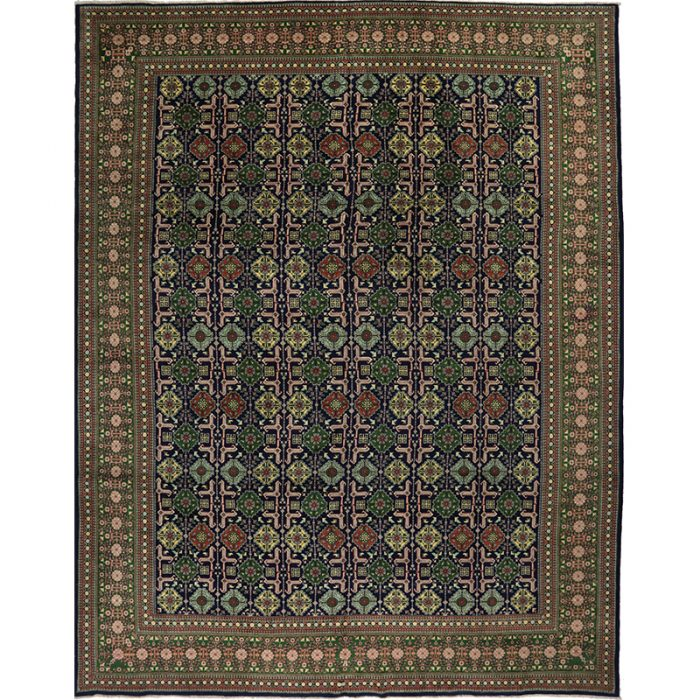 """10'0"""" x 12'9"""" Old Persian Tabriz Rug - 109346"""