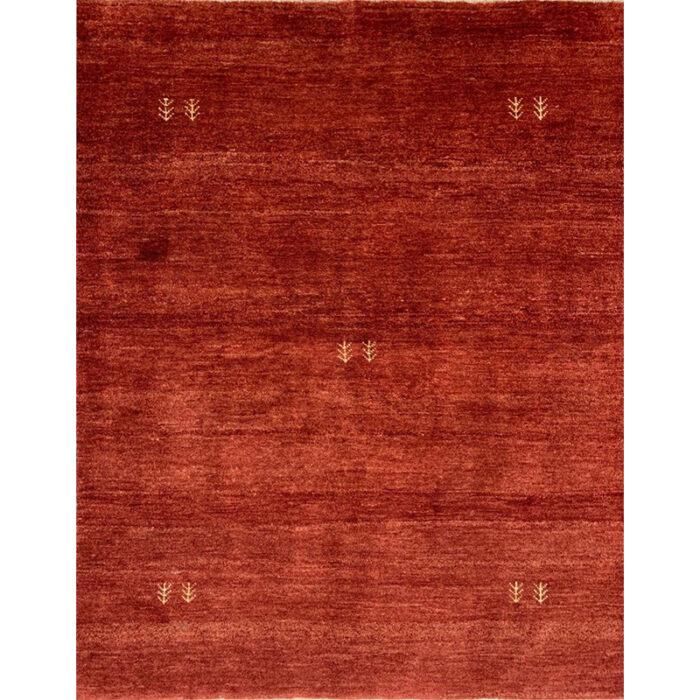 Persian Gabbeh Area Rug 4.9x6.5 - A110579