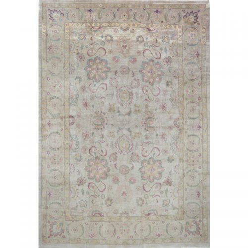 Old Persian Sultanabad Area Rug 11.4x16.4 - B110608