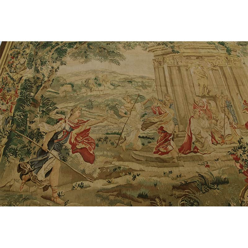 18th Century Tapestry Recreation Quot Pastor Fido Quot 6 7x7 9