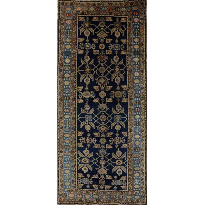 Antique Persian Malayer Area Rug 4.1x9.8 - A109360