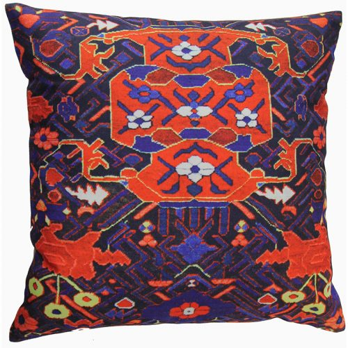 Decorative Persian Accent Pillow – 9110655
