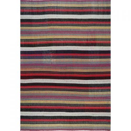 Flatweave Persian Kilim Rug 8.5 x 11.10 - 110488