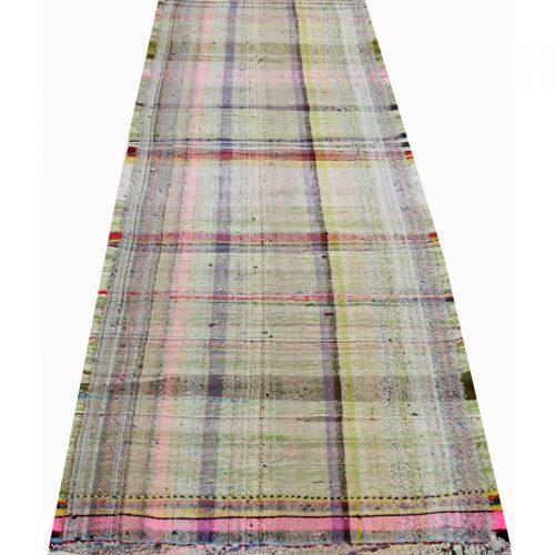 Traditional Flatweave Persian Kilim Tribal Rug 2.8 x 10.0 - 109278