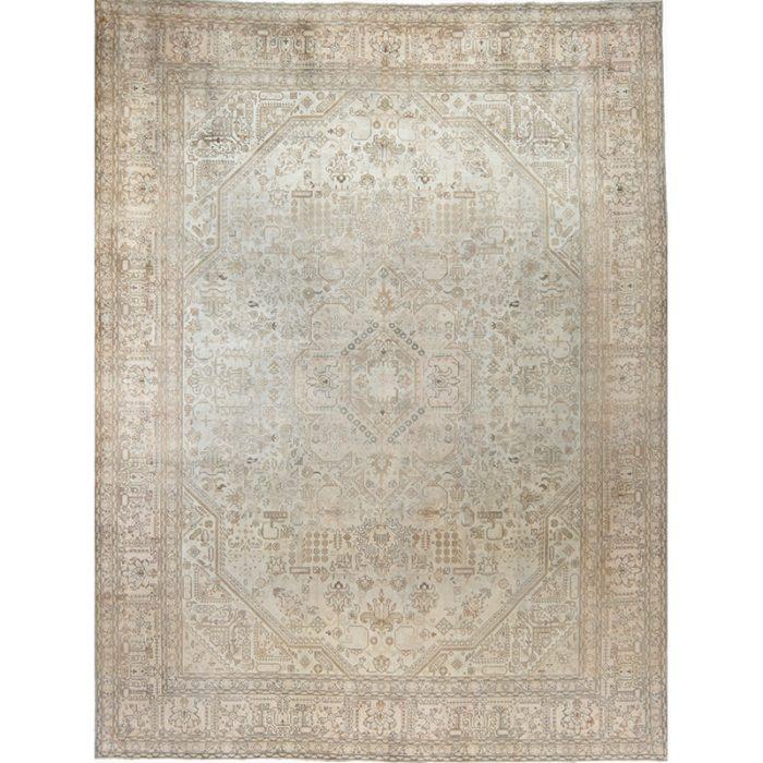 Vintage Persian Area Rug 9.8x13.0 - C109241