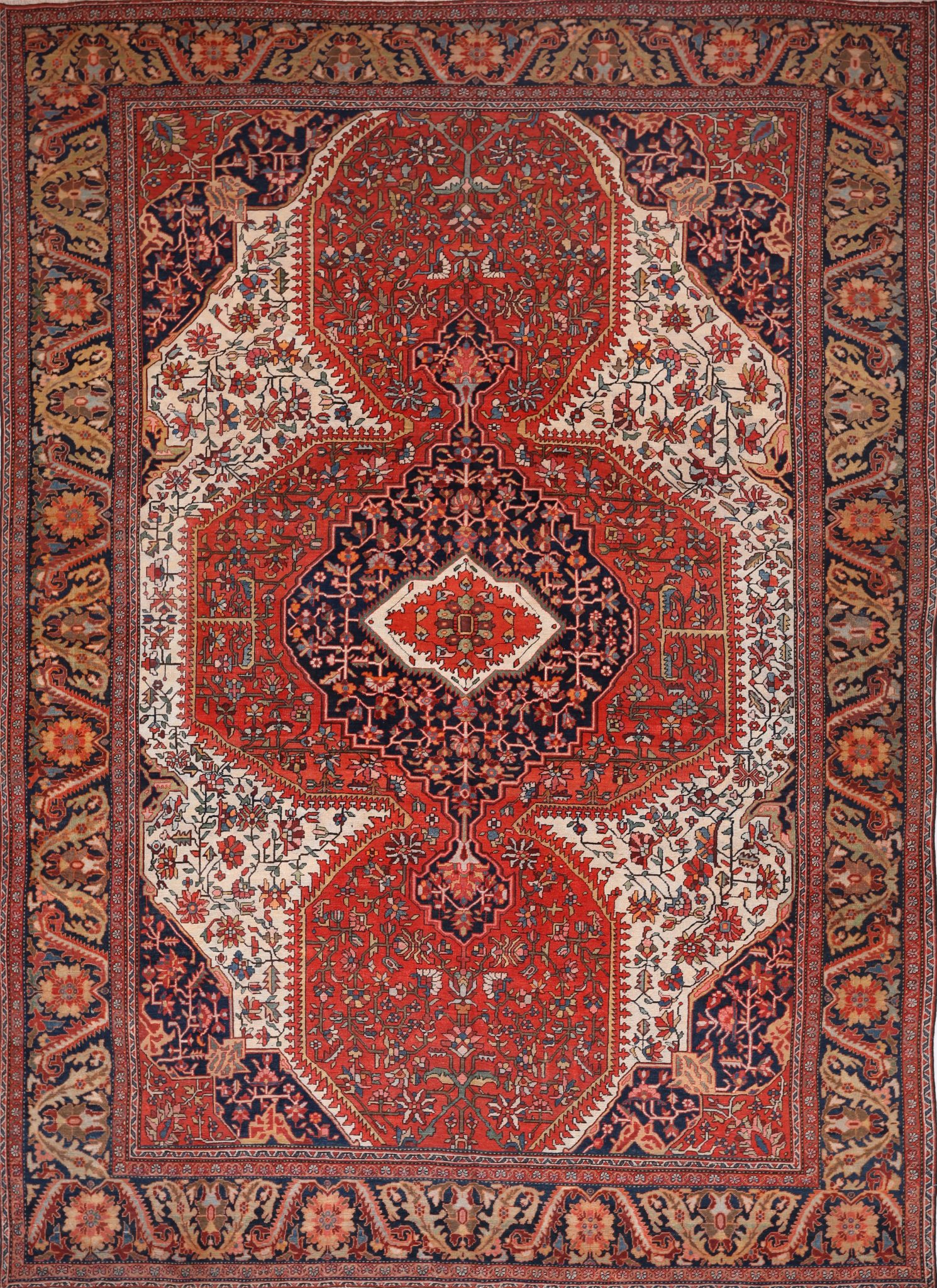ANTIQUE PERSIAN AREA RUGS IN DALLAS (DFW), TX RenCollection