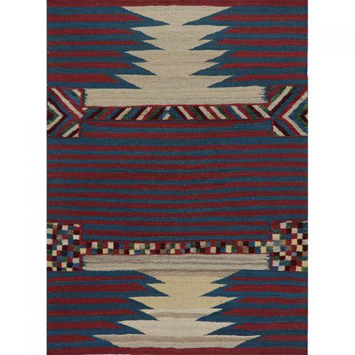 5x6 Persian Kilim Rug - 109517