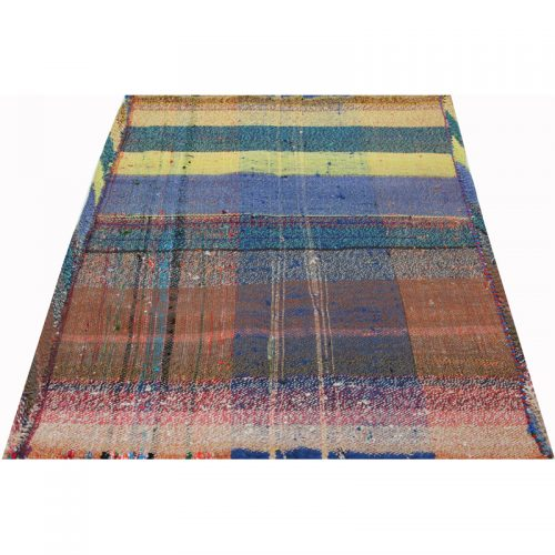 Traditional Flatweave Persian Kilim Tribal Rug 2.7 x 3.4- 109286