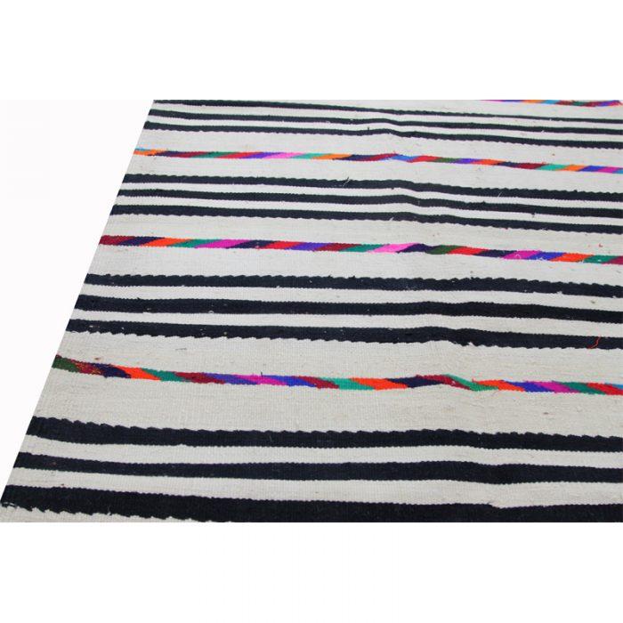 Traditional Flatweave Persian Kilim Tribal Rug 3.3 x 12.1 - 109301