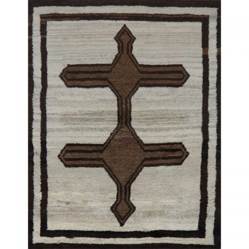 A109452 - Persian Shiraz Area Rug  3.9x4.10