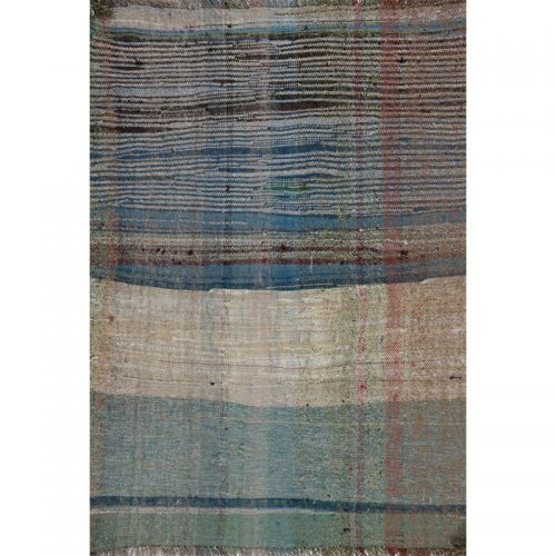 Traditional Flatweave Persian Kilim Tribal Rug 3.0 x 4.3 - 109329