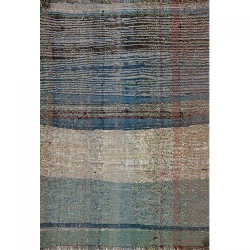 Traditional Flatweave Persian Kilim Tribal Rug 3.0 x 4.3 - 109329