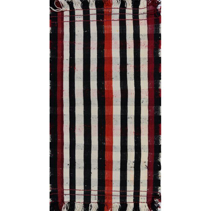 Traditional Flatweave Persian Kilim Tribal Rug 2.2 x 3.11 - 109342