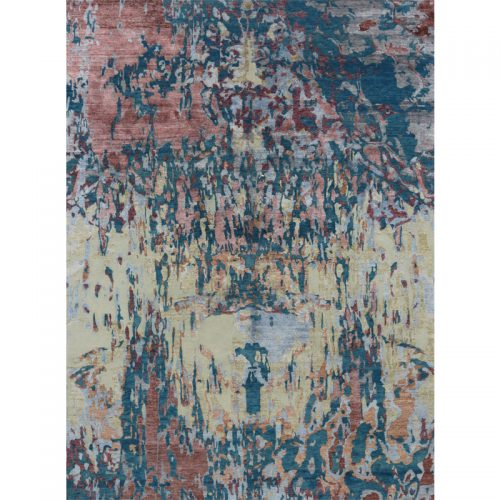 Modern Abstract Area Rug 9.0x12.2 - A500656