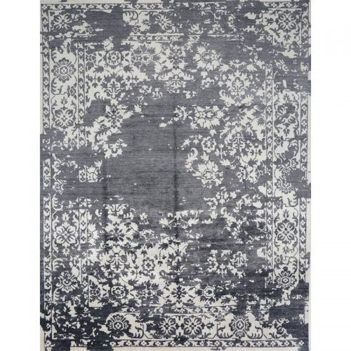 Transitional Style Area Rug 9.3x12.1 - B500662
