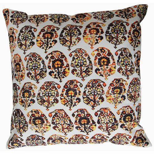 Decorative Persian Accent Pillow - 9110705