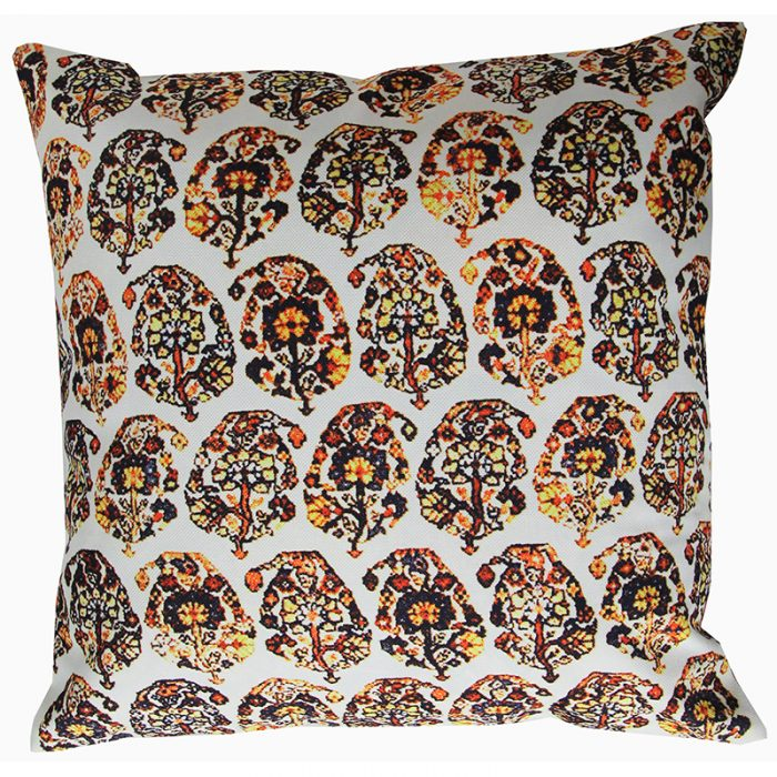 Decorative Persian Accent Pillow - 9110705