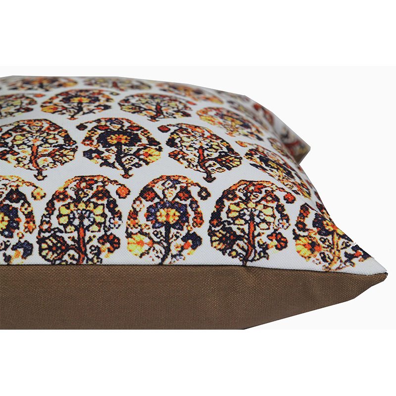 Decorative Persian Accent Pillow 910705 New And