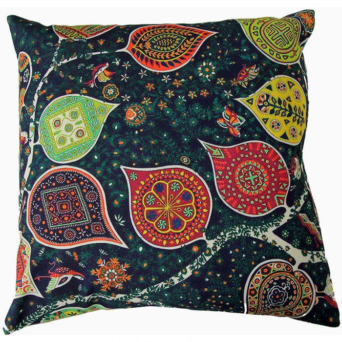 Decorative Persian Accent Pillow - 9110714