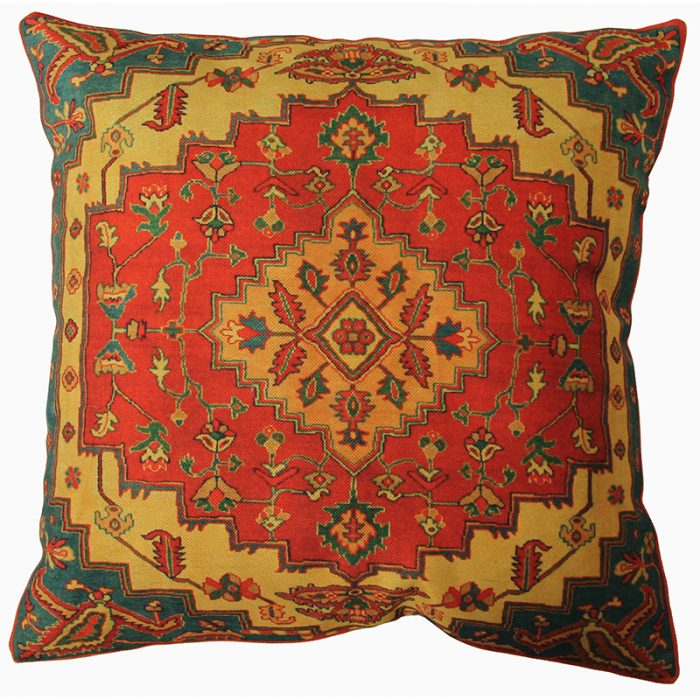Decorative Persian Accent Pillow - 9110747