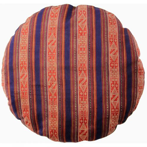 Round Decorative Persian Accent Pillow - 9110835